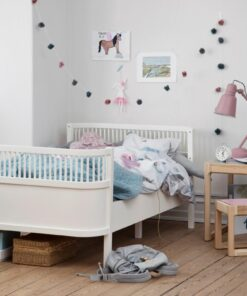 Sebra Bed extended as junior bed