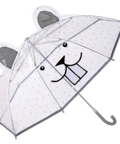 Umbrella with beaver design