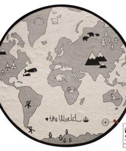 OYOY The World Rug