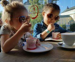 Bloomingville Coral Sunglasses