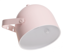 Flexa Wall Lamp - Rose