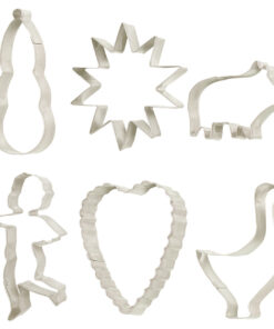 Maileg cookie cutters set of six
