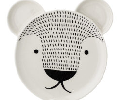 Bloomingville Bear plate