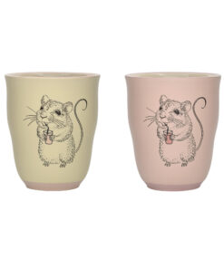 Bloomingville Edith Cup Yellow or Rose