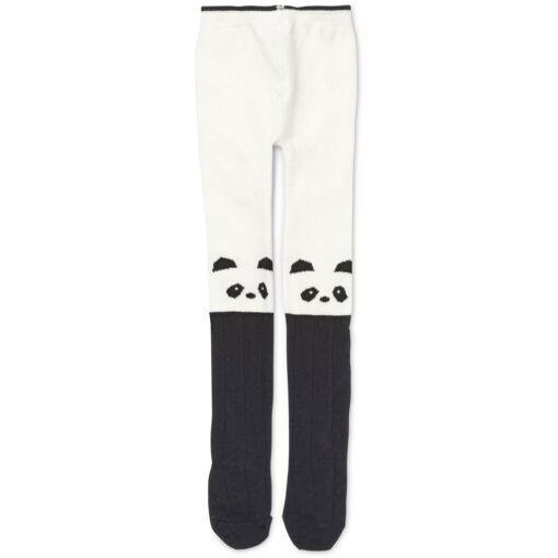 Liewood Silje cotton stocking Panda