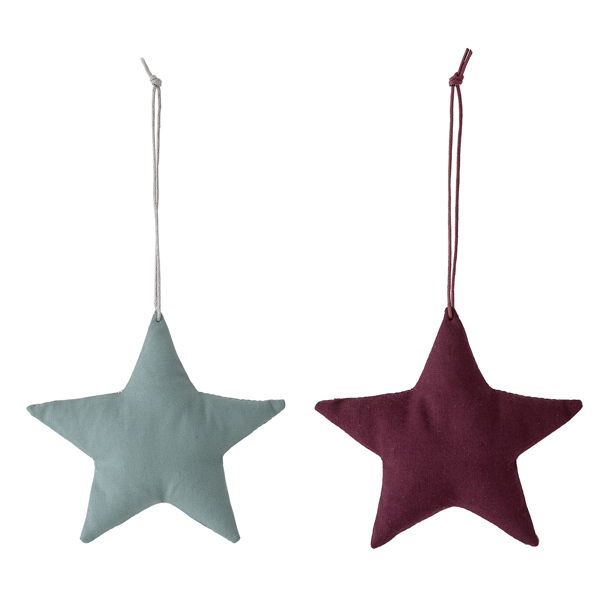 081c54b0 Star Ornament, Multi-color, Cotton - DesignNut.ee