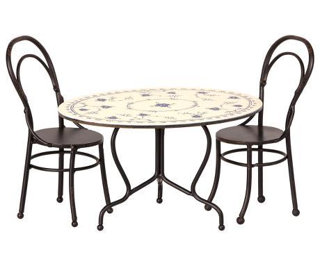Dining Table Set Mini